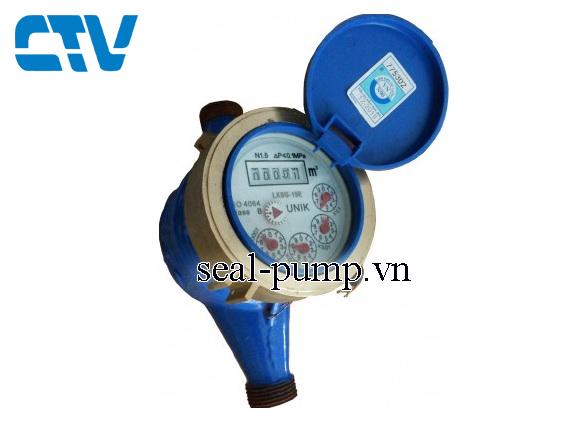 Đồng hồ nước Unik Đài loan DN15