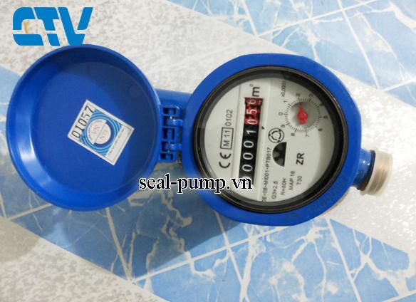Đồng hồ Zenner DN 15