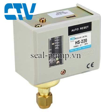 Relay áp suất HS-220