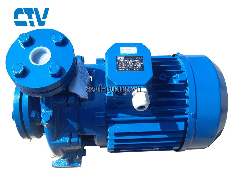 Máy bơm nước Italy Stac N50/1000 T 7,5Kw