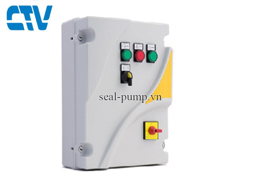 Tủ điện điều khiển máy bơm nước STAC Italy